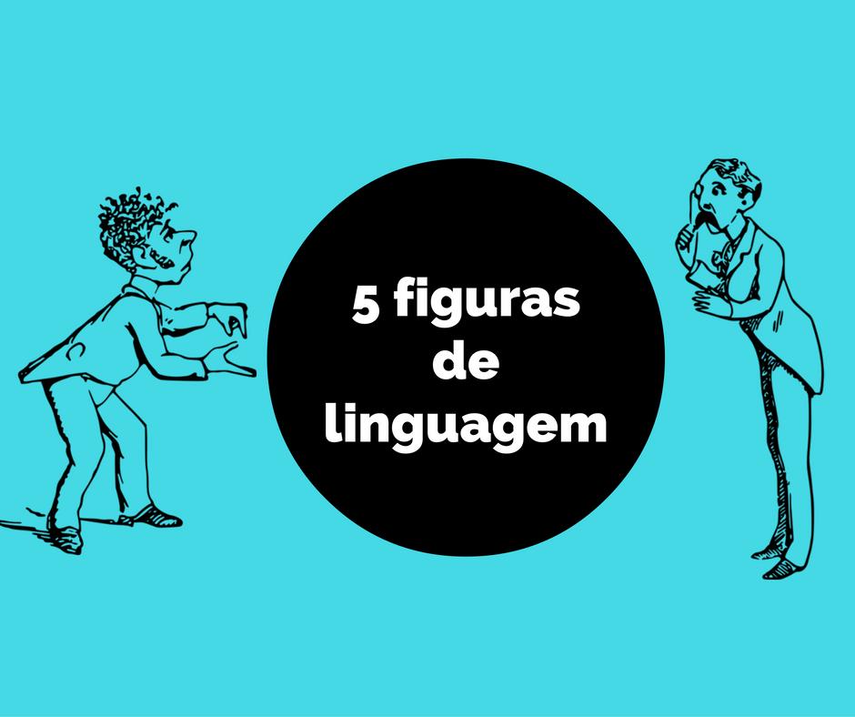 Figuras de linguagem são úteis para seu texto