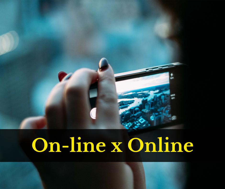 on-line x online