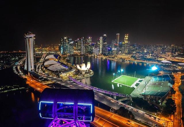 Singapura x Cingapura