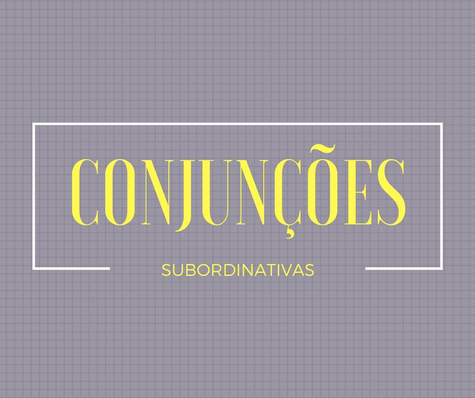 conjunção-conectivo